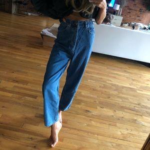 Zara Straight Leg Denim